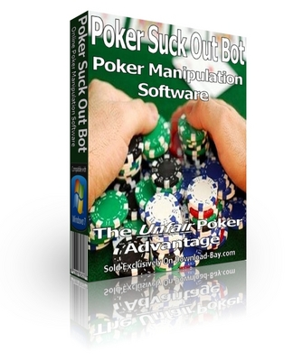 Product picture Poker Suck Out Bot - Poker Cheating Software