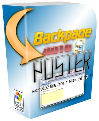 Product picture BackPage Auto Poster Bot - Post 1000s of Ads Fast